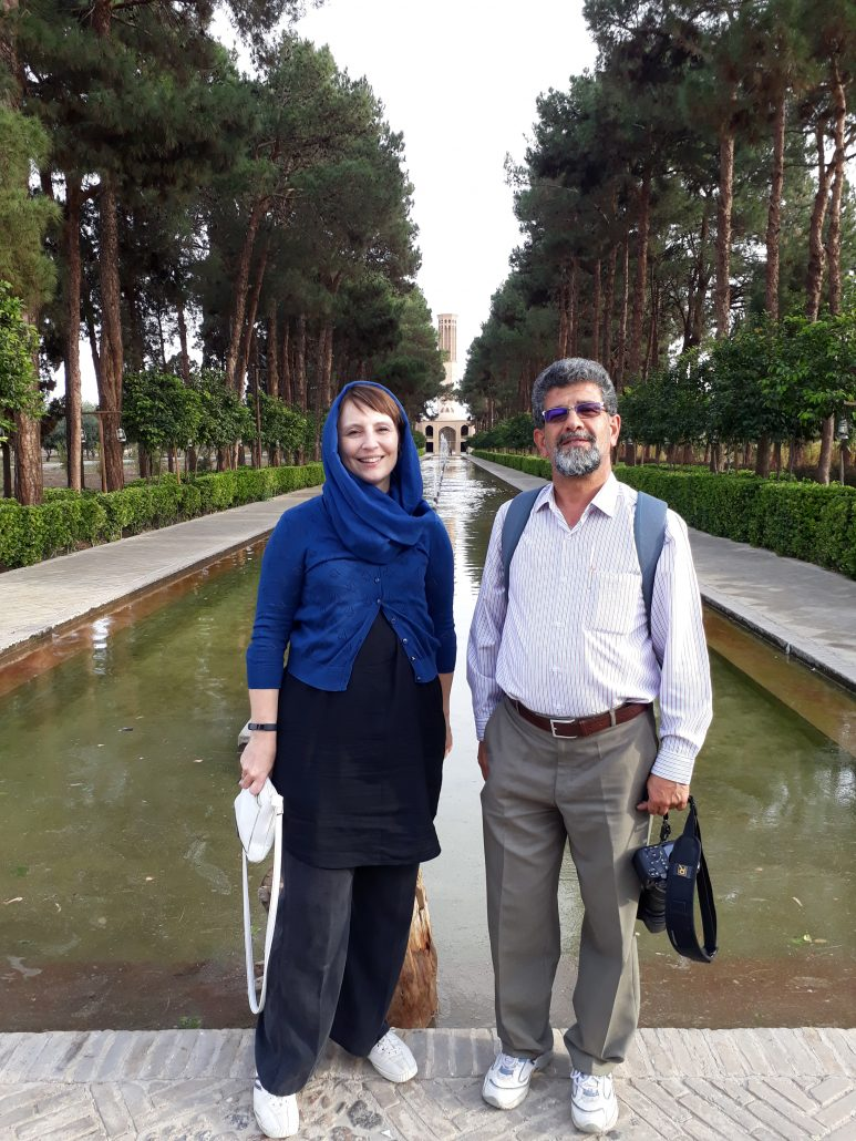 Discover Iran with Grand Persia